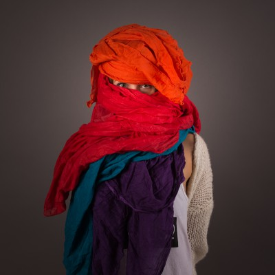 Scarved In Colours 0023