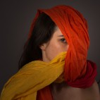 Scarved In Colours 0031