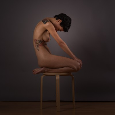 Fran Santucci 0074 - Série 'On A Chair' - © Tekahem, 2016
